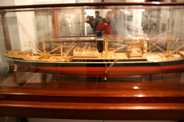 The ship models were really incredible.