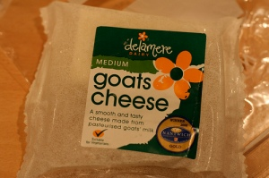 The best goat cheese for cooking that I've ever met!