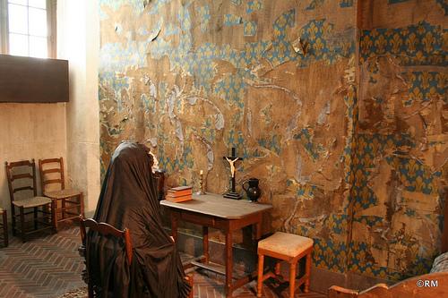 Marie Antoinette's cell