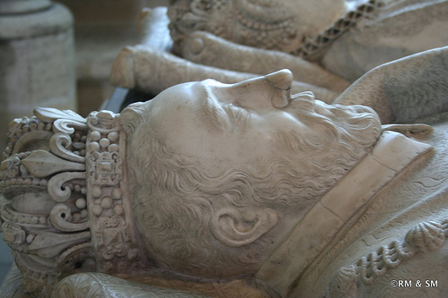 Henry II and Catharine de Medici