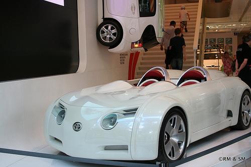 Toyota prototype.