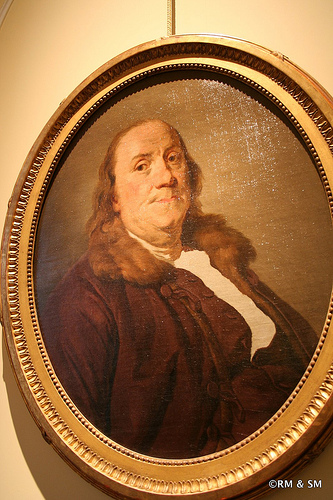 Good ol' Ben Franklin.