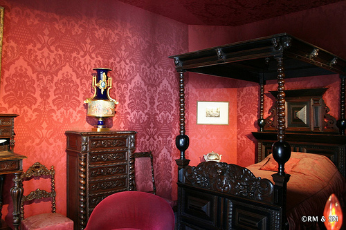 Victor Hugo's Bedroom