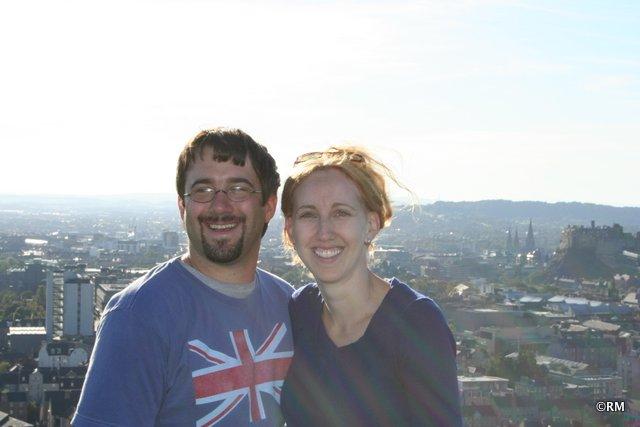 Joe and Amanda