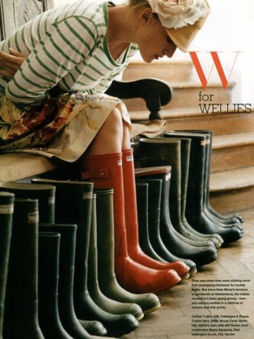Classic Hunter Wellies