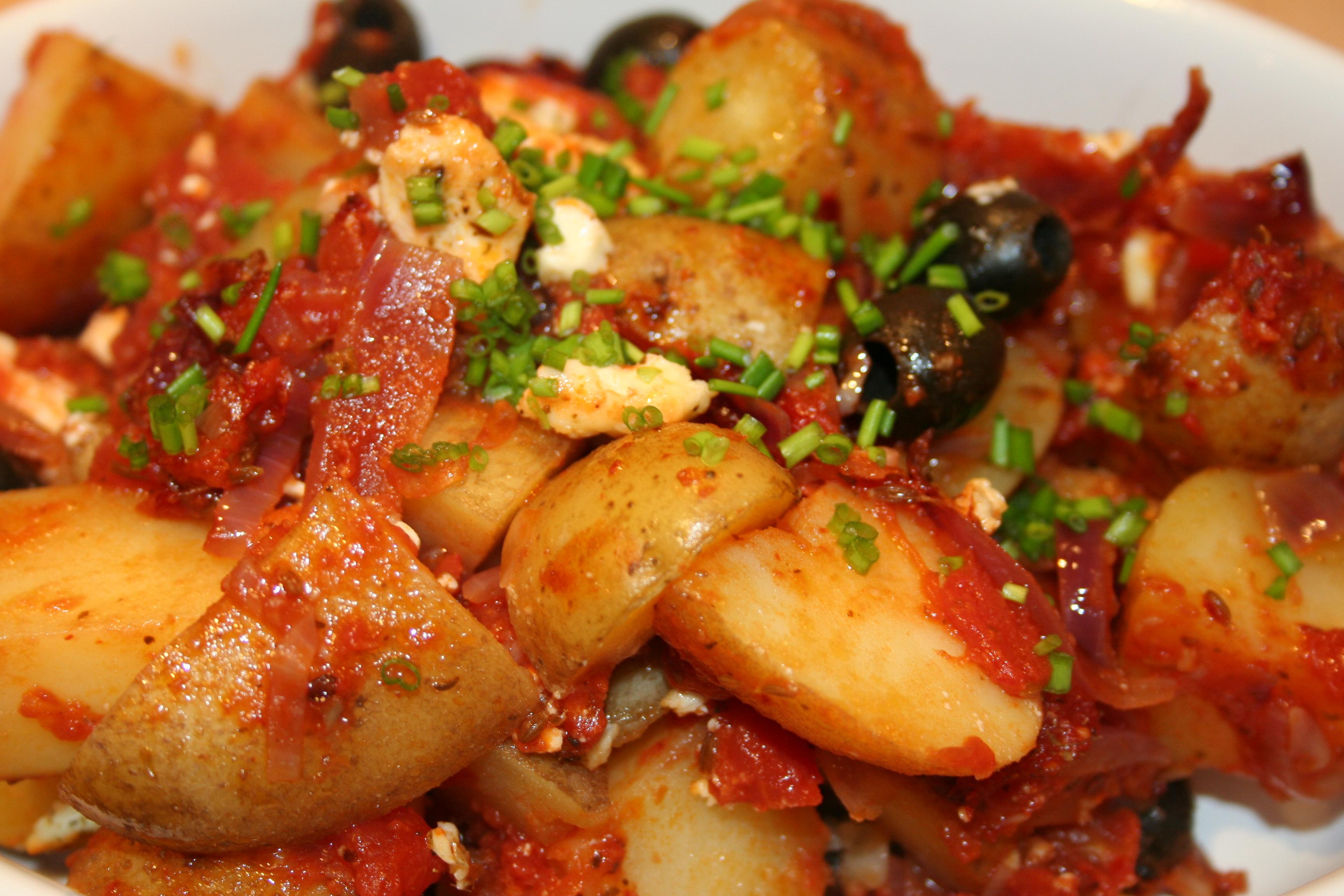 Turkish roasted potatoes fumbling toward home - What to do with potatoes ...